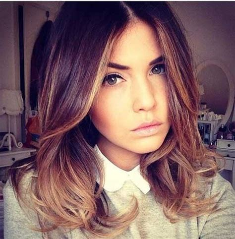 Medium Hairstyles For Of Color by Shoulder Length Hair Shoulder Length And Medium Lengths