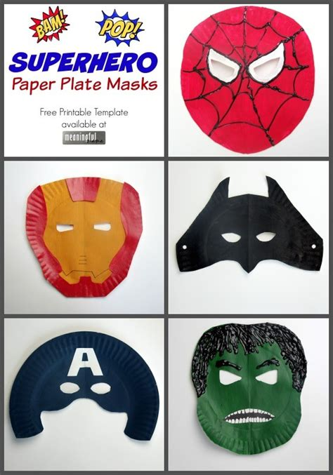 How To Make A Paper Plate Mask - kindergarten holding and sticking together
