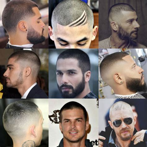 mens haircuts you can do at home is a buzz cut hairstyle for you hair