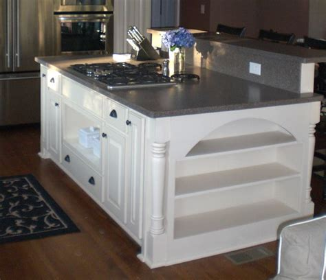 kitchen island ideas  stove top woodworking projects