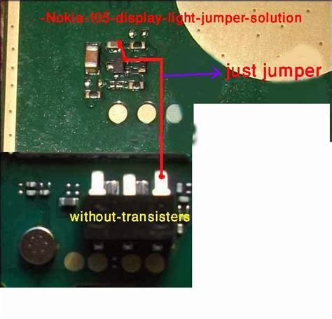 lights problems nokia 105 display light problem solution simple trick