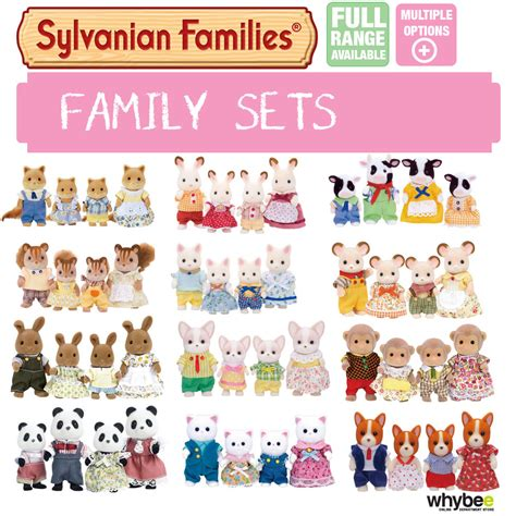 Kitchen Collection Outlet sylvanian families family sets full range choose your