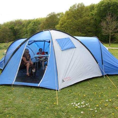 bedroom tents meru 5 man person berth cing tent 3 bedrooms ebay