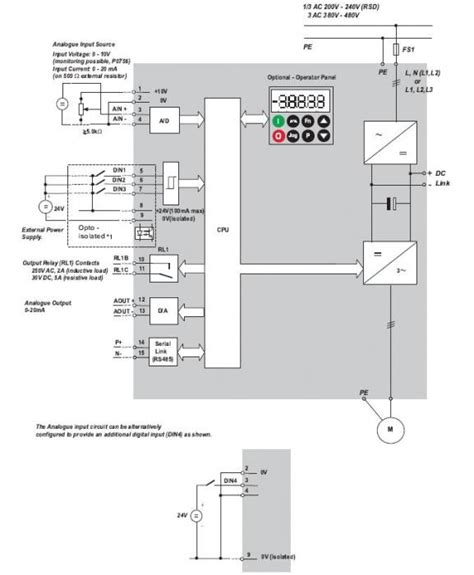 siemens g120 wiring diagram siemens g120 vfd manual