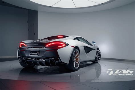 mclaren wheels mclaren 570s flaunts custom wheels