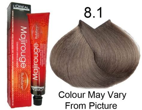 color l oreal majirel hair and supplier sydney australia by l f hair supplies l oreal professional majirel 8 1 8a permanent hair color 50ml hair and supplier