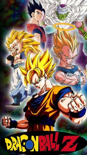 Wallpaper Hd Dragon Ball Untuk Android | dragon ball z wallpapers android apps games on