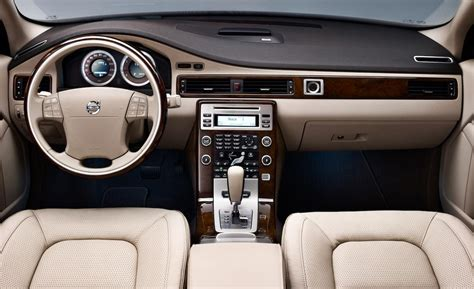 volvo s80 interior car and driver