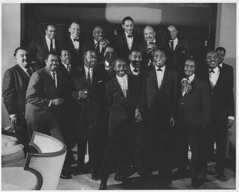 Count Basie Rhythm Section by Sinatra With The Count Basie Orchestra Big Band