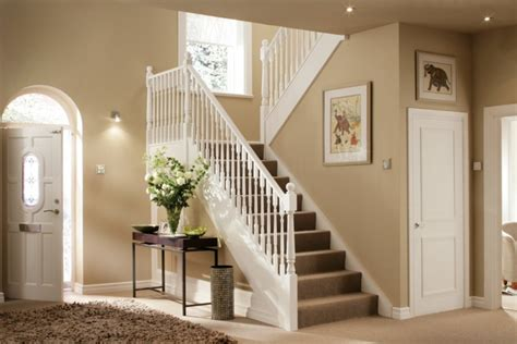 paint colors for hallways and stairs am 233 nagement entr 233 e maison fonctionnel et esth 233 tique