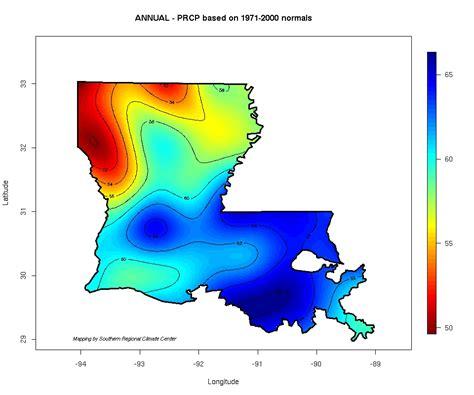 louisiana map climate change losc