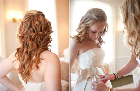 wedding hairstyles all down all down wedding hairstyles bridal beauty inspiration 14