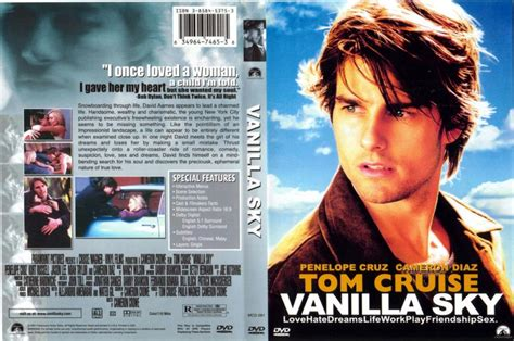 back vanilla sky covers box sk vanilla sky 2001 high quality dvd