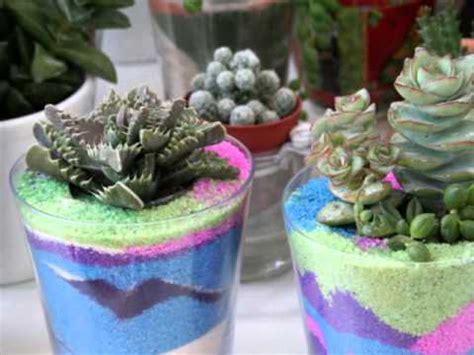 vasi con sabbia colorata foto sabbia colorata wmv