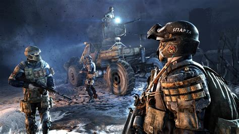 metro redux screens show big graphical improvement
