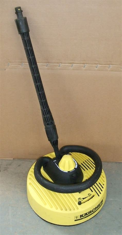 karcher t300 garden patio cleaner pressure washer rotating