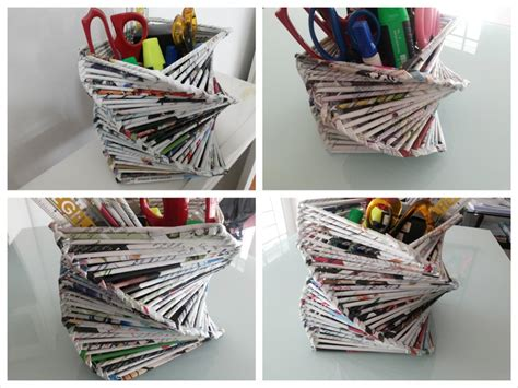 Paper Recycling Crafts - inspiring ideas for recycled diy crafts best ideas for