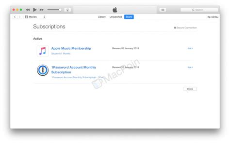 tutorial edit video di iphone cara membatalkan langganan app store dari itunes macpoin