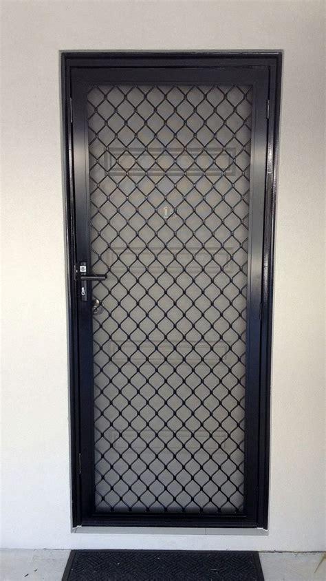 Security Front Screen Doors Top 25 Best Security Door Ideas On Safe Room Security Room And Safe Room Doors