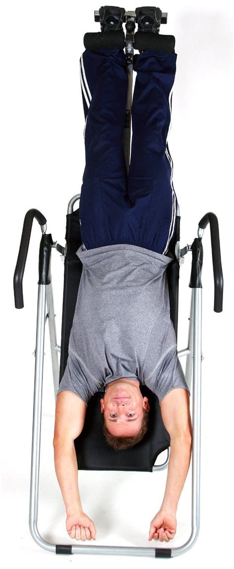inversion table cervical disc herniation how and why inversion therapy can help to relief back
