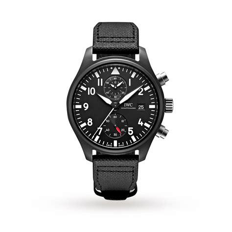 best iwc watches iwc pilot s chronograph top gun pilots iwc