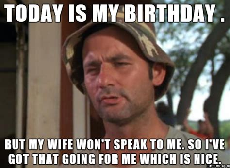 Fat Ugly Meme - today is my birthday memes com