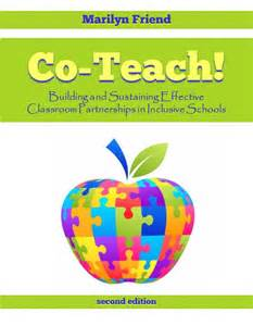 co teach handbook sped pinterest