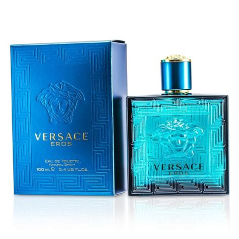 Sale Versace Eros Fragrance Bibit Parfum 120ml versace eros edt spray fresh