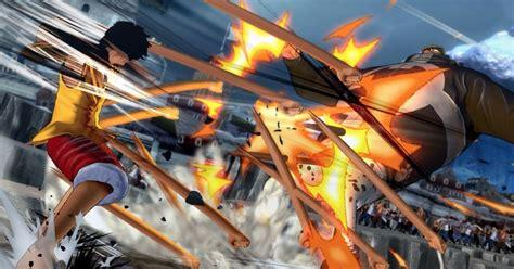 film one piece nuovo one piece burning blood pubblicato un nuovo trailer