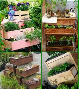 Ideas For Backyard Gardens Diy Garden Ideas Idees And Solutions