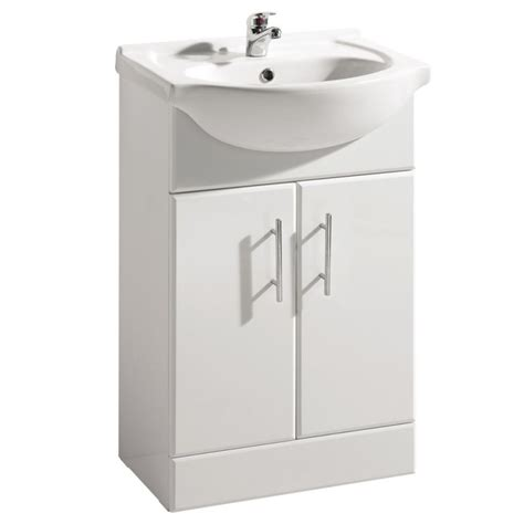 belmont bathroom vanities belmont 55cm vanity unit
