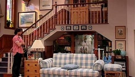 full house set the inside of the real quot full house quot house is so luxurious