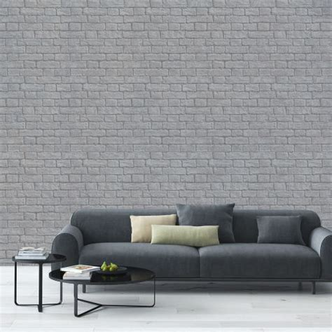 grey wallpaper house stylish brick effect wallpaper designs brick wallpaper ideas