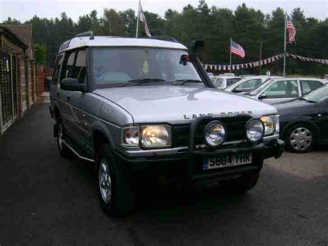 land rover discovery roader for sale 1998 land rover discovery tdi silver safari hi lift