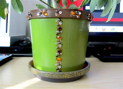 homemade flower pots diy flower pots lee castillio