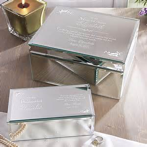 personalized jewelry gift boxes personalized bridesmaid gift mirrored jewelry boxes wedding gifts