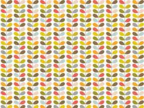 Forty weeks freebie orla kiely inspired multi stem pattern