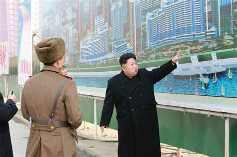 north korean dictator kim jong uns