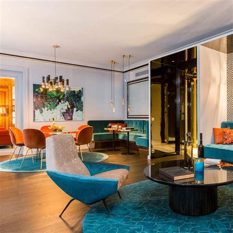 salones con estilo un sal 243 n comedor coloreado de contemporaneidad nuevo estilo