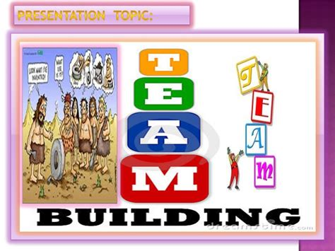 Team Building Presentation Ppt 2003 Team Building Powerpoint Presentation Ppt