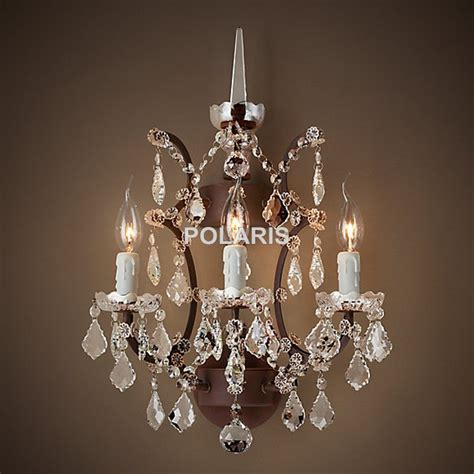 Sconce Chandelier Popular Wall Chandelier Lights Buy Cheap Wall Chandelier Lights Lots From China Wall Chandelier