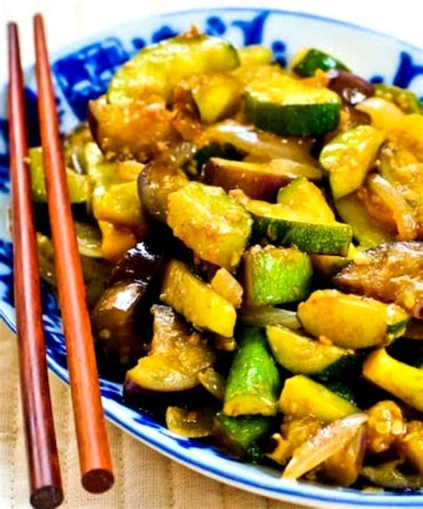 vegetables zucchini recipes garlic lover s vegetable stir fry with eggplant zucchini