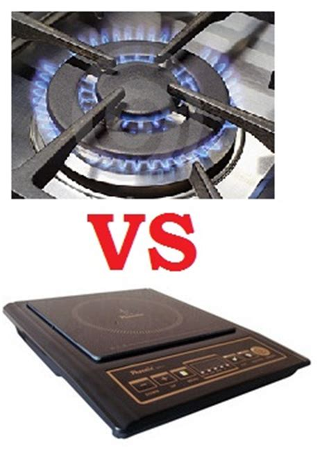 Kompor Listrik Vs Kompor Gas kompor gas atau kompor listrik