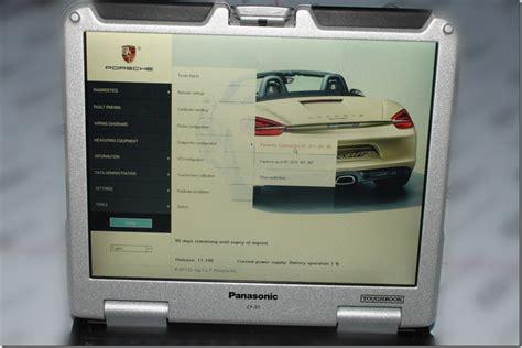 Porsche Diagnose Software by Piwis Tester 2 For Porsche Diagnostic Tool