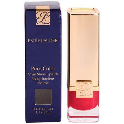Estee Lauder est 201 e lauder color shine moisturizing lipstick