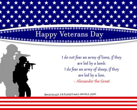 Happy Veterans Day To Army Soldier Free Greeting Card Template by Card Sayings For Veterans Chrismast Cards Ideas