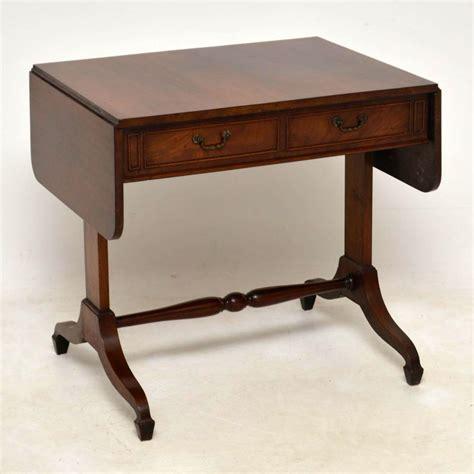 mahogany sofa table antique antique mahogany sofa table marylebone antiques