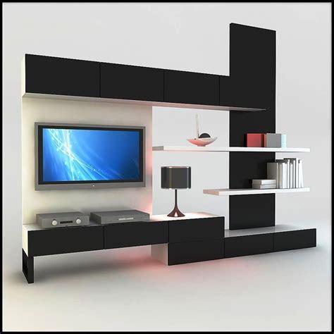 contoh desain lemari tv 26 model lemari tv minimalis modern terbaik 2018 desain