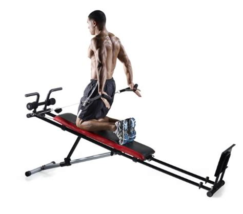 weider ultimate works