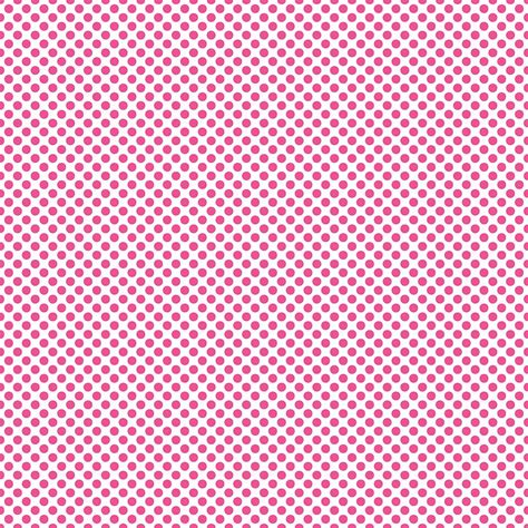 dot pattern in french polka dots in french pink pattern 30 p0109 digital art by
